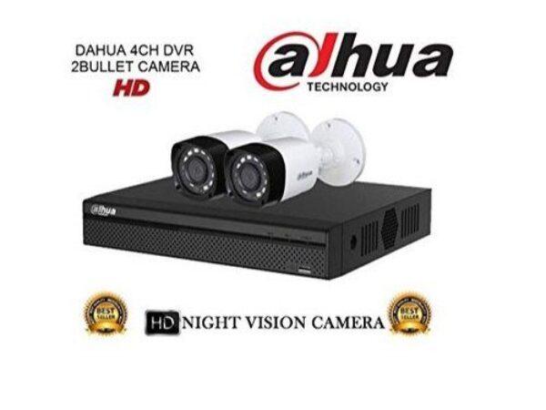 Trọn Bộ 02 Camera – DAHUA 2.0 – fullHD 1080p
