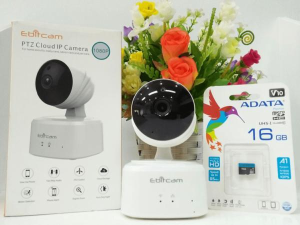 Camera WiFi Ebitcam (1.0 MP)