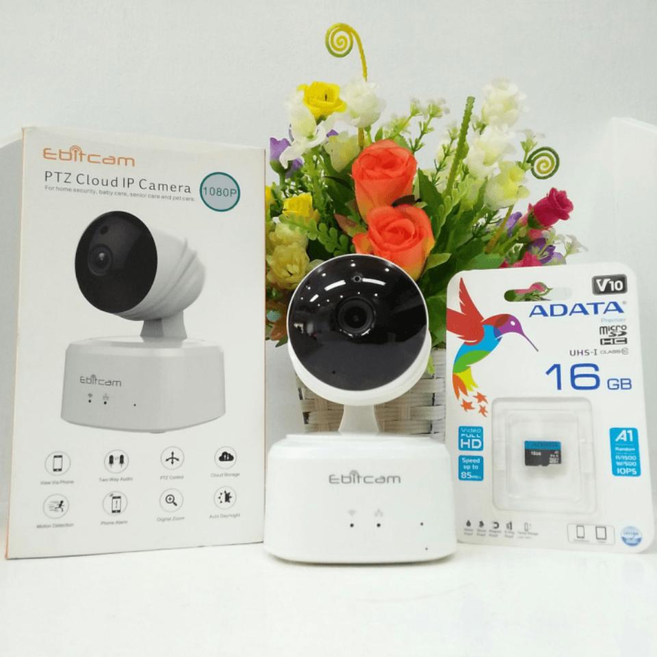 Camera WiFi Ebitcam (HD 720P)
