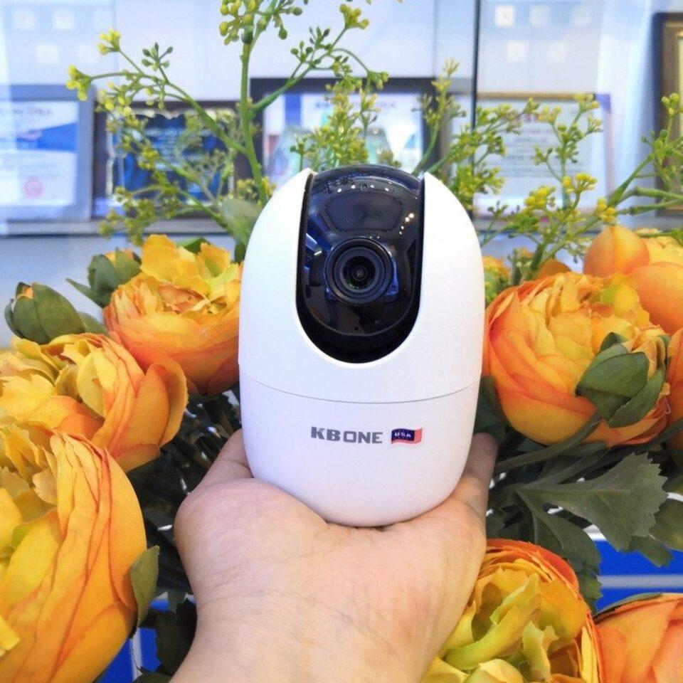 Camera WIFI 360 độ KB-ONE. KN-H21PW Full HD  – 2.0MP
